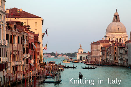 KnittinginItaly